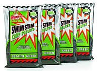 Пеллетс Зеленый Бетаин  6 мм Dynamite Baits (Динамит Бейтс) - Swim Stim Betaine Green, 900 ассорт