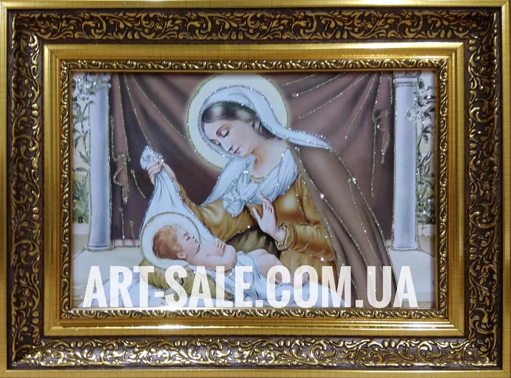 Икона Мария с исусом