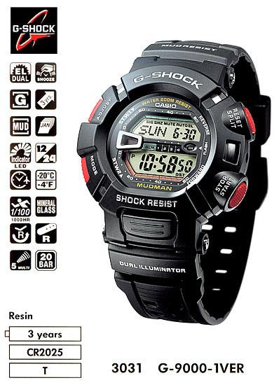 Купить часы касио g 9000 дешевые китайские наручные часы 100 рублей