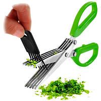 Кухонные ножницы для нарезки зелени, фото 1