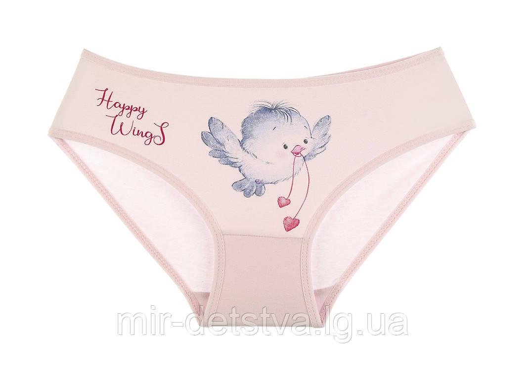 Детские трусики для девочек ТМ Donella оптом р.2/3 года (98-104 см) ост.1 шт розовый