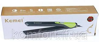 Утюжок выпрямитель для волос Kemei KM-3224, фото 2