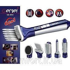 Фен стайлер для волос 6 в 1 Gemei GM-4834, фото 3