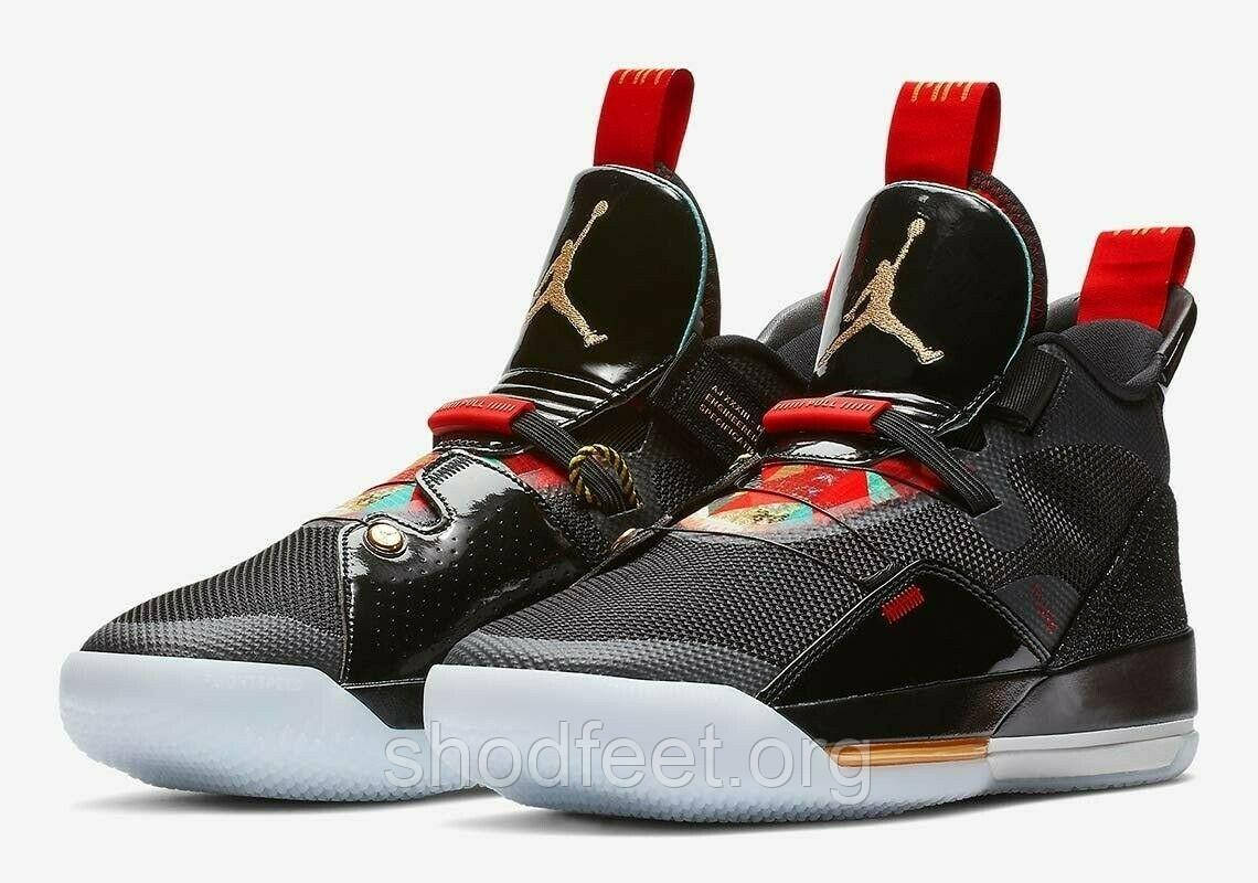 "Кроссовки Air Jordan 33 ""Chinese New Year"""