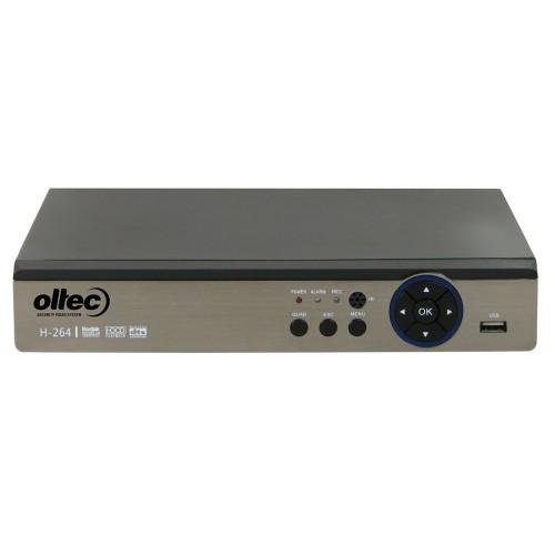 Видеорегистратор Oltec AHD-DVR-8804
