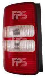 Фонарь задний для Volkswagen Caddy '11- левый (DEPO) 1 дверь