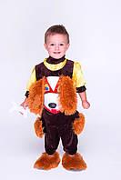 """Детский карнавальный костюм Собачка """"Гав"""" код 1179"""