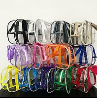 Набор  прозрачных сумок в роддом  Nika Torri (SML)