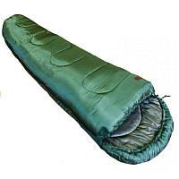Спальный мешок Hunter XXL R Green Totem TTS-005.12-R