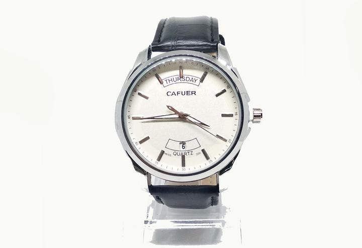 Часы наручные мужские кварцевые Cafuer