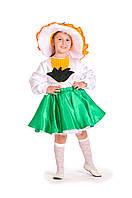 Детский карнавальный костюм Грибочек «Лисичка» девочка