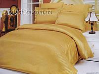 Комплект постели Jakaranda-curry, Le Vele Двуспальный евро комплект