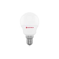 Лампа светодиодная D45 6W Е14 2700К ELECTRUM