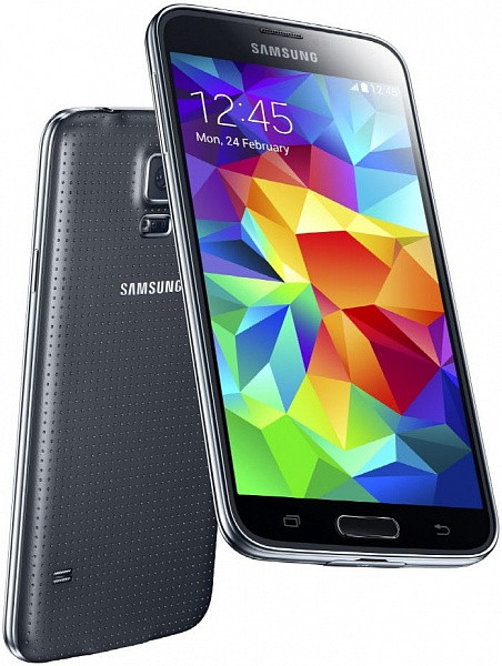 Смартфон  Samsung Galaxy S5 16GB (Charcoal Black)
