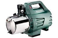 Автоматический насос для домового водоснабжения HWA 6000 Inox Metabo 600980000, фото 1