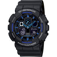 Мужские часы Casio G-SHOCK GA-100-1A2ER оригинал