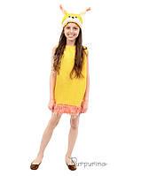 Детский карнавальный костюм Белочки Код 2148