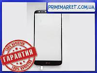 LG G2 D802 / 805 LS980 VS980 D800 F320 Тачскрин Сенсор Черный