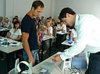 Компания «ДОРС Украина» приняла участие в семинаре для работников «Ощадбанка»