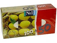 Гигиенические салфетки (платочки) универсальные лимон 100шт+50шт Белла Bella