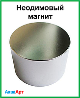 Неодимовый магнит D60*H30 (140кг)