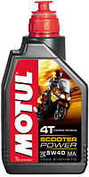 MOTUL SCOOTER POWER 4T 5W-40 MA
