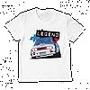 """Детская футболка с принтом """"БМВ"""""""