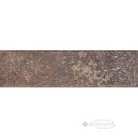 Плитка Paradyz Viano 6,6x24,5 grys struktura elewacja