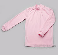 Гольфик для девочки Модный Карапуз 03-00594 розовый 122