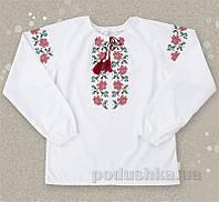 Рубашка в этно стиле для девочки Bembi РБ52 терикотон 80