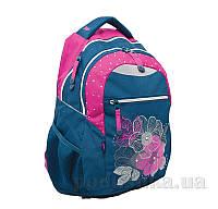 Рюкзак подростковый Yes Т-23 Flowers 552644