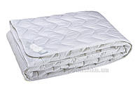 Одеяло отельное демисезонное силиконовое перкаль-тик-сатин Украина Волна 172х205 см