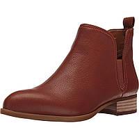 Ботильоны Nine West Nesrin Casual Bootie Cognac Leather - Оригинал