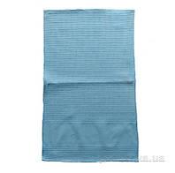 Салфетка вафельная Ярослав голубая 30х50 см