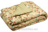 Одеяло зимнее шерстяное Руно English style 200х220 см