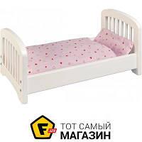 Мебель Goki Кроватка белый (51734G)