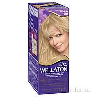 Крем-краска для волос Wellaton 9.0 Светлый Блондин