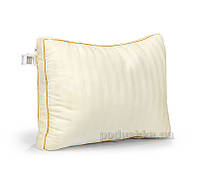 Подушка антиаллергенная регулируемая MirSon Carmela DeLuxe средняя 0375 50х70 см