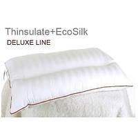 Подушка ортопедическая MirSon DeLuxe Thinsulate+EcoSilk 50х70 см вес 850 г.