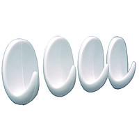 Набор крючков для ванной комнаты Artex 4 шт. AR20231