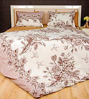Постельное белье Lotus premium ранфорс Grace Двуспальный евро комплект