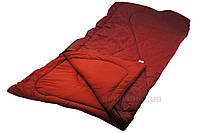 Спальный мешок Руно демисезонный бордовый  размер 85х200х2 см, плотность 300 г/кв.м
