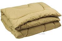 Одеяло детское зимнее антиаллергенное в микрофибре Руно бежевое 105х140 см