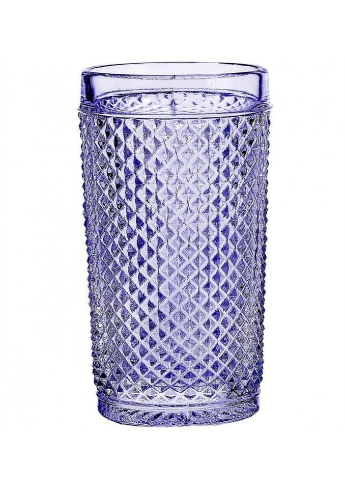 Набір склянок Vista Alegre Bicos 330 мл 4 шт лілових AB21/003259250004