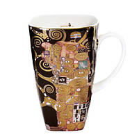 Чашка Goebel Gustav Klimt Fulfilment 450 мл 66-884-39-6