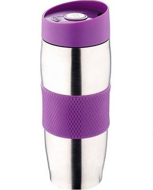 Термокружка термос Edenberg Eb-621, purple вставка