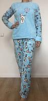 Пижама женская флис, Одежда для дома