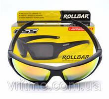 Тактичні захисні окуляри ESS Rollbar зі змінними лінзами
