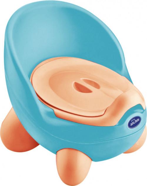 Горшок детский Ракушка CM-150 Irak Plastik