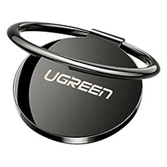 Кольцо-держатель для смартфона Ugreen LP133 (Черный)